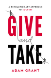 "Cover of ""Give and Take"" by Adam Grant"