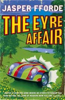 "Cover of ""The Eyre Affair"" by Jasper Fforde"