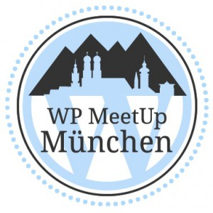 Logo of WordPress Meetup Muenchen